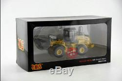 132 ROS NEW HOLLAND Wheel loaders Construction machinery alloy model
