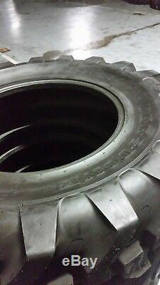 16.9-28 Deestone 12ply R4 tractor tire