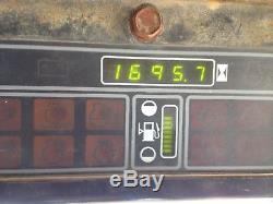 1600 HOURS New Holland Skid Steer Loader LX885 TURBO DIESEL Loaders