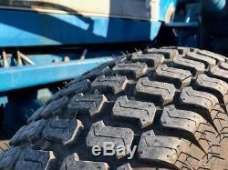 1991 Ford 2120 Backhoe Loader Diesel 4x4 Turf Tires New Holland