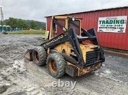 1992 New Holland L555 Diesel Skid Steer Loader Only 1800Hrs Cheap
