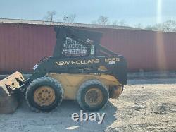 1997 New Holland LX565 Skid Steer Loader CHEAP