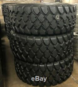 20.5R25 2 E3 RADIAL OTR LOADER TIRES 20.5x25 20.5-25 20525 GREAT 4X DEAL