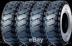 20.5r25 2 E3 Radial Otr Loader Tires 20.5x25 20.5-25 20525 Boto Gca1 4x Deal
