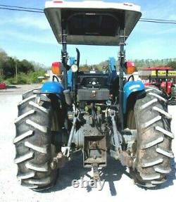 2000 New Holland TN70 with Loader 2420 Hrs. FREE 1000 MILE DELIVERY FROM KY