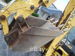 2001 New Holland LB90 Backhoe Loader