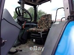 2002 New Holland TL 90 with Loader & Bucket SHIPPING AVAILABLE $1.85 LOADED MI