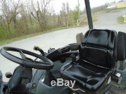 2003 New Holland B95 4x4 Backhoe Loader