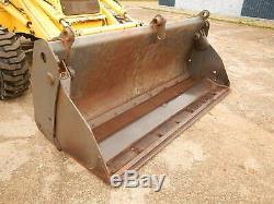 2003 New Holland LB75. B 4X4 Loader Backhoe 4 in 1 Bucket, 1862 Hours, ExtendaHoe