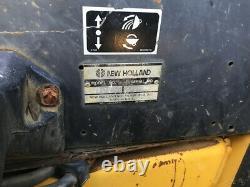 2003 New Holland LS170 Skid Steer Loader CHEAP
