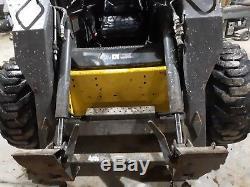 2004 New Holland LS180 Skid Steer Loader 2 speed Super Boom used NH Gehl Bobcat