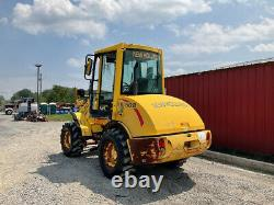 2004 New Holland LW50B 4x4 Compact Wheel Loader with Cab CHEAP