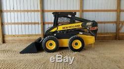 2004 New Holland Ls180 Wheeled Skid Steer Loader 180