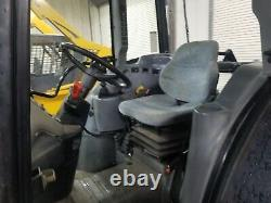 2004 New Holland TN75DA 4WD tractor and loader