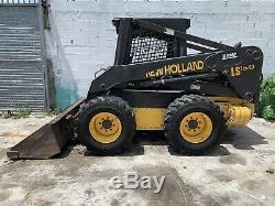 2005 New Holland LS190 B Skid Steer Loader Ls 190. B Clean Machine