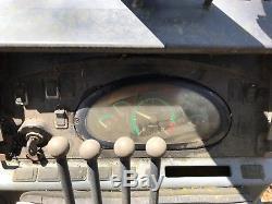 2005 New Holland LV80 Skip Loader Gannon Box Blade Ripper