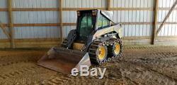 2005 New Holland Ls170 Skid Steer Loader Ls170