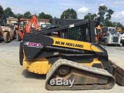 2006 New Holland C190 Compact Track Skid Steer Loader with Cab 2Spd 1200 Hours
