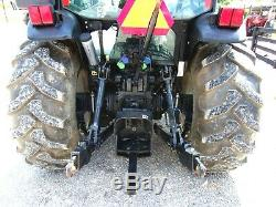 2006 New Holland TN60DA Tractor Cab, 4x4 Loader-FREE 1000 MILE DELIVERY FROM KY