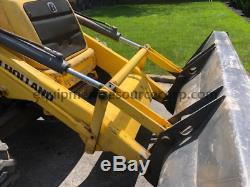 2007 New Holland B95 Backhoe/Loader