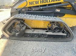 2007 New Holland L190 Track Loader, Erops, High Flow, 1364 Hrs, Pre-emissions