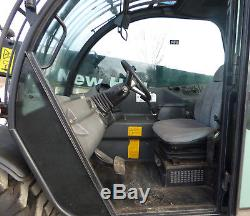 2008 New Holland LM5060 Telescopic Forklift Loader Cab AC/Heat 4WD Quick Attach