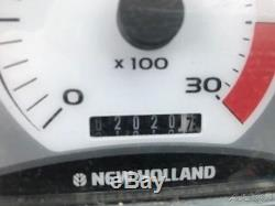 2009 New Holland B90B Backhoe Loader Cab Extend-a-Hoe Diesel