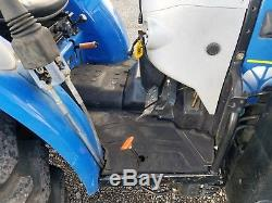 2011 New Holland Boomer 35 4WD with Loader