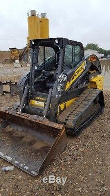2012 New Holland C232 Tracked Skid Steer Loader with Many Options! Coming In Soon