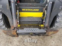2012 New Holland L225 Skid Steer Loader