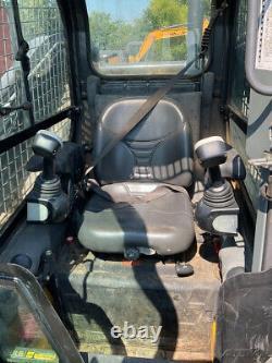 2013 New Holland C238 Compact Track Skid Steer Loader Cab Pilots 2Spd High Flow