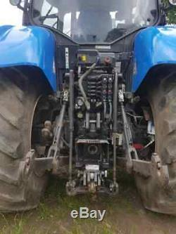 2013 New Holland T7.210 Auto Command Tractor 4975hrs + 2016 Quickie 76 Loader