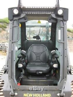 2014 New Holland C238 Tracked Skid Loader
