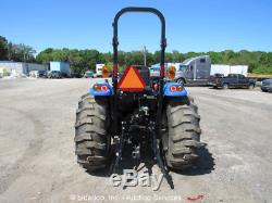 2015 New Holland Boomer 41 Utility Ag Farm Tractor 4WD Diesel 40HP Loader NEW