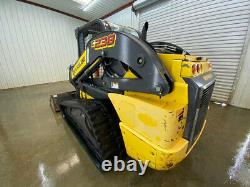 2016 New Holland C238 Orops Compact Track Loader
