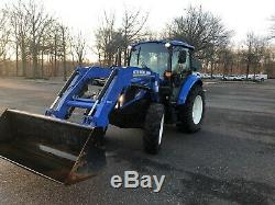 2016 New Holland T4.75 4wd with Loader