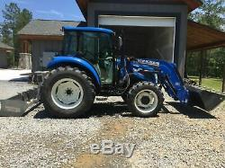 2016 New Holland T4.75 loader tractor