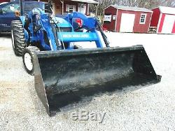 2016 New Holland Workmaster 33 Loader 4x4-109 hr. FREE 1000 MILE DELIVERY FROM KY