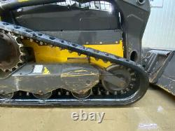 2017 New Holland C227 Orops Compact Track Loader With, Manual Quick Attach
