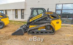 2019 New Holland Construction C232 COMPACT TRACK LOADER New