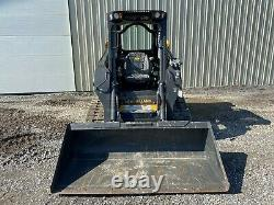 2020 New Holland C227 Track Loader, Orop, Aux Hyd, 2 Speed, Sjc Control, 411 Hrs