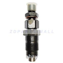 4pcs 131406490 Fuel Injectors for New Holland Loaders L140 L150 L160 L170 L175