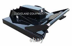 72 HD OPEN FRONT BRUSH CUTTER ATTACHMENT Caterpillar Skid-Steer Loader 15-28GPM
