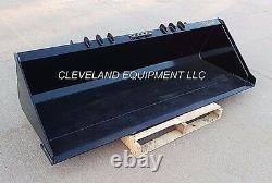 72 XHD LOW PROFILE BUCKET New Holland Gehl Skid Steer Track Loader Severe-Duty