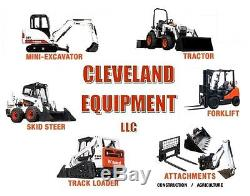 84 GRAPPLE BUCKET SKID STEER LOADER TRACTOR ATTACHMENT John Deere New Holland