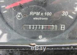Backhoe loader new holland 4 wheel drive 2005