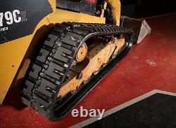 Bobcat T320 Rubber Track 450x86x55 Track Loader Track 450mm 18 Wide Best Value