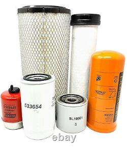 CFKIT Maintenance Filter Kit for/New Holland C232 Compact Loader Tier 4B(04/17-)