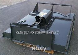 CID 72 OPEN FRONT BRUSH CUTTER ATTACHMENT Skid Steer Loader 11-20 GPM Mower 6