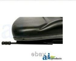CS128-1V Ford Industrial Loader Backhoe Black Seat 455 550 555 555A 555B 655